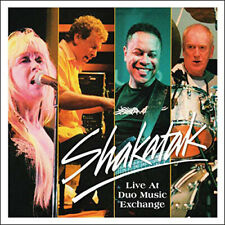 Shakatak : Live at Duo Music Exchange CD Album with DVD 2 discs (2019)