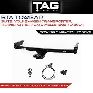 BTA Towbar Fits Volkswagen Transporter Transporter & Caravelle 1996-2004 4x4 4WD