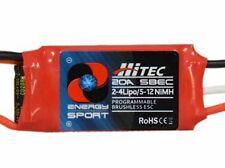 Hitec Energy Sport 20A ESC Amp Electronic Speed Controller 59046 NEW NIB USA