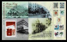 Hongkong MiNr Block 55 Geschichte der Postverwaltung postfrisch **