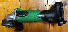 95 Hitachi 18V Cordless Angle Grinder G18DL Power Tool + Free Post