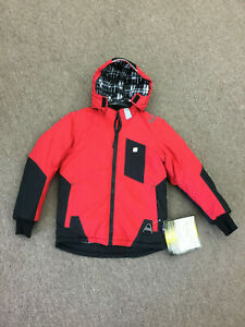 Coldwave Kids Snowmobile WInter Jacket with hood