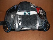"Pillow Pets Disney Pixar Cars 3, Jackson Storm, 16"" Stuffed Plush Toy"