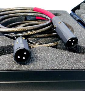 Silent Wire NF 16 2x 2m XLR mit Koffer