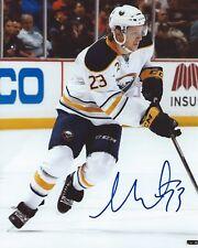 Sam Reinhart Signed 8x10 Photo Buffalo Sabres Autographed COA