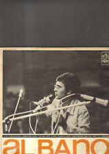 AL BANO - same LP autografato