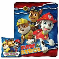 Disney's Paw Patrol Pals Pillow & Throw 2 pieces set Blanket