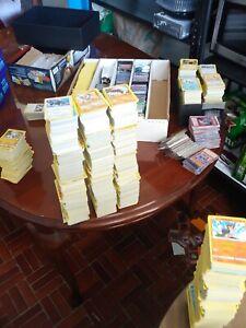 Pokemon 2000 Card Lot - ALL GENERATIONS LP/NM Bulk 2000 Pokemon Cards Lot !!!