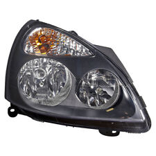 Hella Headlamp Headlight Cluster Halogen Right O/S Driver Side Renault Clio MK2