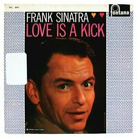 "Frank Sinatra ‎– Love Is A Kick TFL 5074 12"" Vinyl LP 1958 FREE UK P&P"