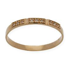 2b4439ed2834 Anillos de joyería con diamantes en oro amarillo de 18 quilates ...
