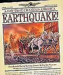 A Day That Changed America: Earthquake!, Tanaka, Shelley, Good Condition, Book