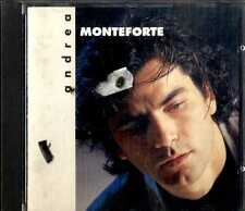 ANDREA MONTEFORTE s/t CD Near Mint
