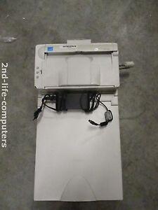 Canon DR-2580C M11052 24 bit CMOS 600 dpi Duplex Color Scanner USB + FLATBED ATT