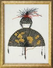 "Design Works MIKADO 2489 COUNTED CROSS STITCH 12"" X 16"""