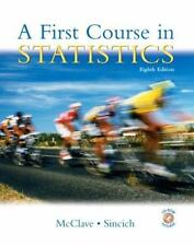 First Course in Statistics, A (8th Edition)