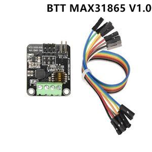 BIGTREETECH MAX31865 V1.0 Module Temperature Detector Module PT100 PT1000 Sensor