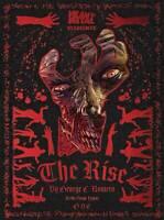 The Rise 1 (of 6) George C Romero Heavy Metal 2021 1st Print Zombie Origin