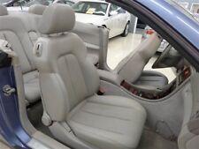 MERCEDES CLK320 W208 CLK430 350 CLK55 SEAT KIT SET GERMAN VINYL BEAUTIFUL NEW