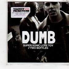 (FQ704) Dumb, Super Sonic Love Toy - 2013 DJ CD