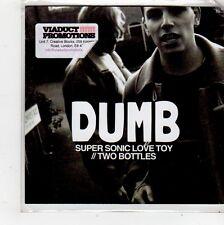 (FQ704) Dumb, Super Sonic Love Toy - 2013 DJ CD