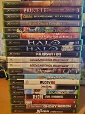 Xbox Original Games - Choose Your Game