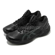 Asics Gelburst 24 Low Triple Black Men Basketball Shoes Sneakers 1063A027-001