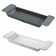Tub Bathtub Shelf Caddy Rack Shower Holder Rack Storage Tray Over Bath Organizer
