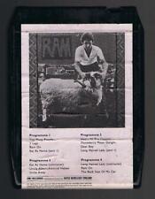 PAUL & LINDA McCARTNEY - RAM EIGHT TRACK CASSETTE CARTRIDGE