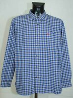 MENS Crew Clothing SHIRT LONG SLEEVE COTTON SIZE XXL VGC