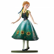 Disney Showcase 4051095 Frozen Fever Anna Figurine New & Boxed
