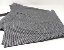 Zara   Gray  Stripe Culottes  Pants  Size .L