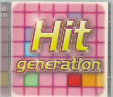 2 CDS COMPIL 36 TITRES--HIT GENERATION 2003--POP/ROCK