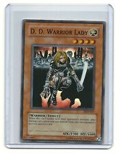 D. D. Warrior Lady--FREE SHIPPING