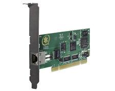 Digium 1TE134F Single Span T1/E1/J1/PRI PCI card w/ Hardware Echo Cancellation