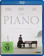 DAS PIANO (Holly Hunter, Harvey Keitel) Blu-ray Disc NEU+OVP