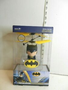 DC Comics Motion Control RC Flying Batman (INDOOR)~Easy To Operate - NEW!!!