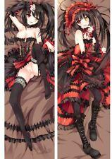 DATE A LIVE Tokisaki Kurumi Nightmare Dakimakura Hugging Body Pillow Cases 150cm
