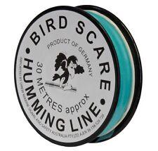 Birdscare Line 30m Bird Repellant UV Tape Vibrates Humming Lawn Crop Protection