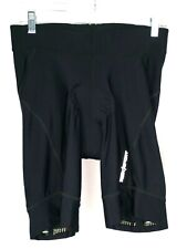 Body Geometry womens bike shorts size L black padded EUC