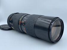 Tamron Zoom Macro 1:3.8-4.5 f=80-250mm BBAR MULTI C. For Fujica M42 Mount Great