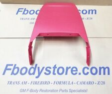 1973 - 1981 TRANS AM / FIREBIRD DELUXE SEAT BACK PANEL - GTO/Le MANS/GP - RED