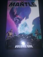 The Mantle Vol 1 by Ed Brisson & Brian Level 2015 TPB Image 1st Print OOP