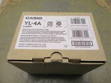 casio yl-4a projector lamp bulb [4*O-16.75]