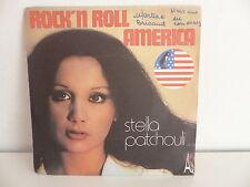 STELLA PATCHOULI Rock n roll America SG571