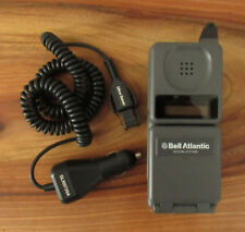 Vintage MOTOROLA Bell Atlantic Special Edition Flip Mobile Cell Phone