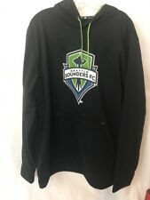 MENS XL ADIDAS ORIGINALS MLS SOCCER SEATTLE SOUNDERS HOODIE NWT $70 (12)
