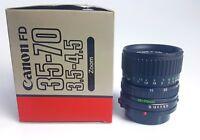 Canon Fd 35-70/3,5 -4, 5
