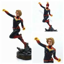 Superhero Marvel Avengers Captain Marvel 1/10 Scale PVC Figure Statue New In Box