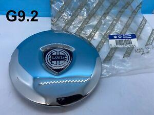 New Genuine OEM Lancia Lybra 1999-2005 Chrome Hub Cap 46821049